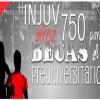 FUTUROS UNIVERSITARIOS; INJUV OFRECE PREUNIVERSITARIO ONLINE
