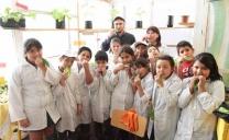 Diversidad de Cultivos Obtienen Alumnos con Academia de Hidroponía