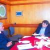 Ministro Consejero de Corea del Sur se Reúne con la Asociación de Industriales de Antofagasta