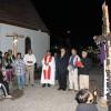 Antofagastinos Revivieron el Camino de la Cruz de Nuestro Señor
