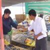 Miguel Ballesteros Saludó a los Trabajadores de la Zona e Hizo Manifiesto su Compromiso por Nuevo Código Laboral