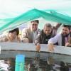 Alcaldes y Concejales de la Región Conocen Inédito Cultivo de Peces en Termoeléctrica E-CL