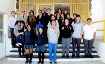 Estudiantes de Tocopilla Recibieron Beca E-CL