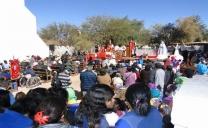 Cientos de Feligreses se Preparan para Asistir a  la Fiesta Religiosa de San Pedro