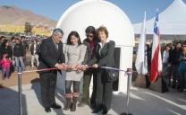 Inauguran el Primer Observatorio Solar de la Macro Zona Norte