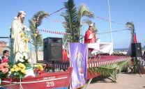 Pescadores y Bailes Religiosos Rendirán Homenaje a San Pedro