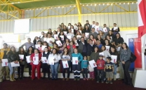 Bienes Nacionales Entrega 61 Títulos Gratuitos en Sierra Gorda