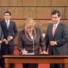Presidenta Firmó el Proyecto de Ley de Reforma Tributaria