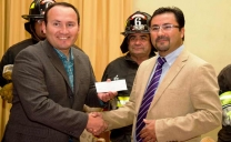 Enaex Realiza Importante Donación a Bomberos de Sexta Compañía