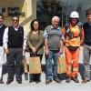 Autoridades Regionales Visitan Puerto Mejillones