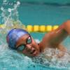 Piscina Olímpica Dispone de Agua Temperada
