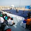 Comunidad de Los Pinares Celebró Inauguración de Renovada Multicancha