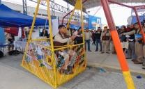 Jóvenes Duales de E-CL se Lucen en Exposición Escolar Realizada en Mejillones