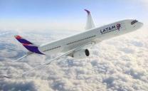 Grupo LATAM Airlines Estrena Nueva Marca Global LATAM en el Diseño de Sus Aviones