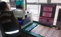 Peritos Analizan Millonario Botín de Billetes Falsificados