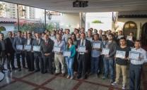 90 Profesionales y Técnicos de Antofagasta Fueron Certificados en Energía Fotovoltaica
