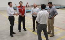 Director Nacional de Aeropuertos, Constató Importantes Avances en Materia Aeroportuaria