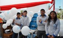 Engie Energía Chile Participa en la Segunda Feria de Educación Dual de Mejillones