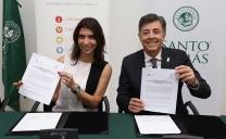 Santo Tomás Antofagasta Firmó Convenio de Colaboración Con la Asociación de Emprendedores de Chile