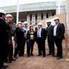 Subsecretario de Obras Públicas Inspeccionó Construcción de Subcomisaría Norte La Portada