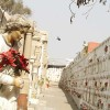 Todo Listo en el Cementerio Municipal para Conmemorar el Día de Todos los Santos