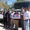 Inauguran Primer Servicio de Transporte Público de Buses en San Pedro de Atacama con Tarifa Reducida para Adulto Mayor