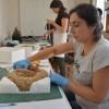 Investigadores Realizan Conservación Preventiva de Gorros Atacameños Usados en Tiempos Prehispánicos