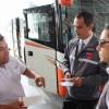 Autoridades del Trabajo FIscalizan Condiciones Laborales de Conductores de Buses Interurbanos
