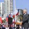 Presidente Piñera Visita Antofagasta Tras Fallo de Corte de La Haya