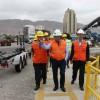 Subsecretario de Transportes Visita Instalaciones de Puerto de Antofagasta
