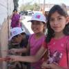 Trabajo Comunitario Sigue Dando Vida al Mural Más Grande de Calama