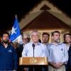 Presidente Piñera Recorre Calama y Anuncia Medidas Tras Visitar Zonas Afectadas Por Lluvias