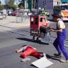 Dramatizaciones en Cruces Ferroviarios de Calama Invocan al Autocuidado