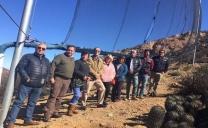 CORE Visitó Proyectos Financiados Por el FNDR y Sesionó en la Comuna de Taltal