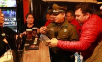 Municipio Participó en Operativo en Pubs
