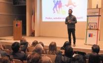 120 Profesores de la Región se Capacitan en el Uso Responsable de las Tecnologías en los Estudiantes