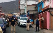 PDI Investiga Homicidio Ocurrido Esta Tarde en el Sector Norte de Antofagasta