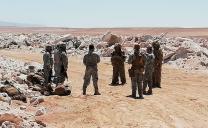 Reservistas de la Vª Brigada Aérea Realizaron Campaña de Combate