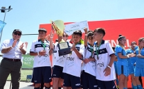 Equipo de Calama Se Proclamó Campeón de la Copa Enel 2019