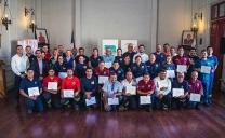 Bomberos de Antofagasta se Certifican en Liderazgo y Comunicación