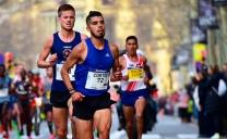 Atleta Calameño Fue el Mejor Sudamericano en la eDreams Mitja Marató de Barcelona 2020