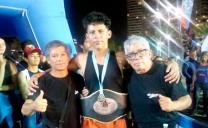 Joven Loíno de 15 Años Logró Campeonato Nacional de Boxeo en Iquique