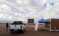 Inspectores Municipales Asumen Controles a Pasajeros en la Aduana Sanitaria de San Pedro de Atacama