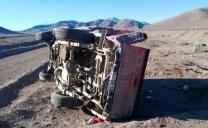 Carabineros de la SIAT Investiga Trágico Accidente Ocurrido Esta Mañana