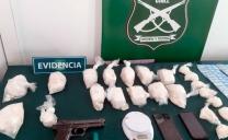 Carabineros Desbarata Organización Criminal Que Abastecería de Drogas en Mejillones y Antofagasta