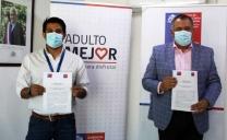 Registro Civil y Senama Firman Convenio de Colaboración