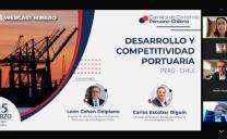 Empresa Portuaria Antofagasta Presentó Sus Proyectos en Webcast Minero: Desarrollo y Competitividad Portuaria Perú – Chile
