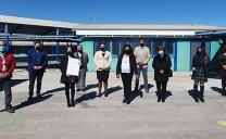 Colegio Río Loa Firmó su Compromiso Bicentenario