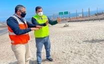 MOP Construirá Pistas de Salidas de Emergencia en Avenida Salvador Allende