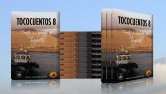 """LANZAN """"TOCOCUENTOS 8″ CUENTOS Y LEYENDAS DE TOCOPILLA"""